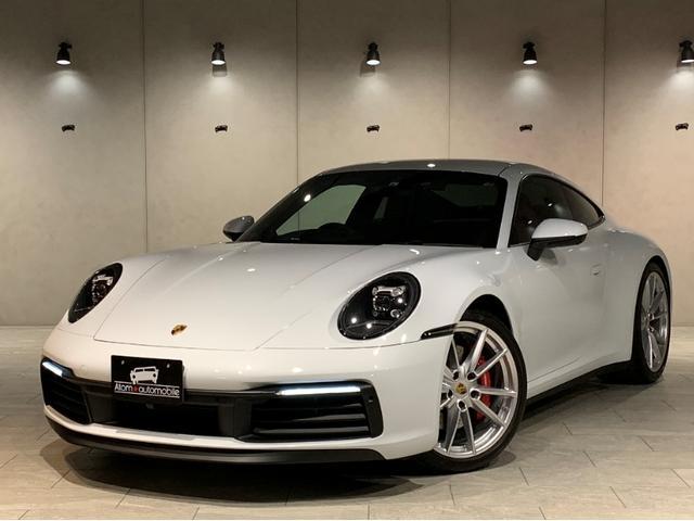 ポルシェ 911カレラS 2020yモデル 2色レザーインテ スポクロ