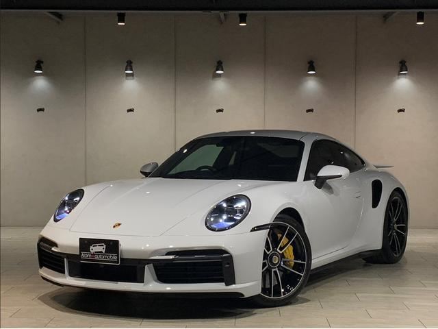 911(ポルシェ) 911ターボS 1オーナー 新車保証 PASM スポーツエグゾーストシートベンチレーション 中古車画像