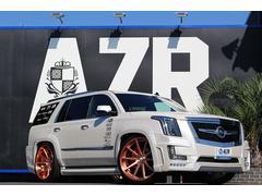 キャデラック エスカレードプレミアム 新車並行車 ZERODESIGNフルエアロ
