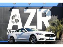 フォード マスタング実走行証明書付 エコーブースト プレミアム CarPlay