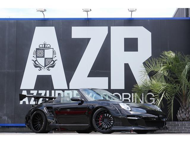 ポルシェ 911ターボ カブリオレ LBワークスコンプリートカー