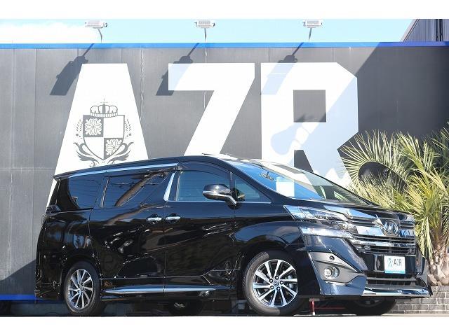 トヨタ 3.5エグゼクティブラウンジ ワンオーナー モデリスタエアロ