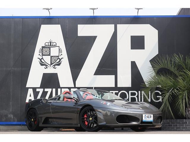 フェラーリ F1 正規ディーラー車  カーボンブレーキ カーボンシート