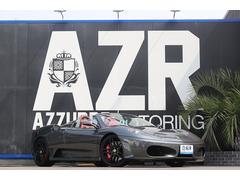 フェラーリ F430スパイダーF1 正規ディーラー車  カーボンブレーキ カーボンシート