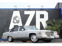 キャデラック フリートウッド正規ディーラー車 ブロアムデレガンス レザートップ張替