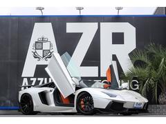 ランボルギーニ アヴェンタドール正規ディーラー車 LP700 パワークラフト可変マフラー