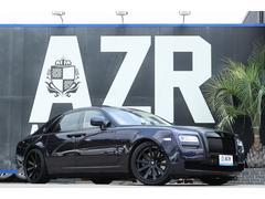 ロールスロイス ゴースト正規ディーラー車 FORGIATOホイール サンルーフ