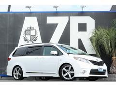 シエナ新車並行車 SE TSW20インチホイール ローダウン