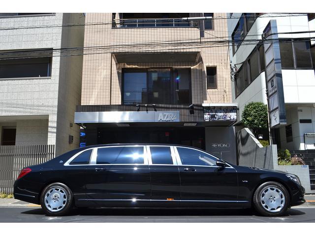 Sクラス(メルセデス・マイバッハ) S600 プルマン 中古車画像