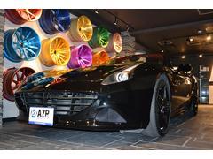 フェラーリ カリフォルニアTダイアモンドスタイルシート LEDハンドル OP300