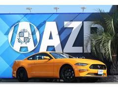 フォード マスタング実走行証明書付 エコブースト プレミアムパフォーマンスPKG