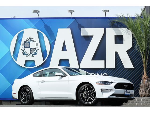フォード マスタング プレミアム MT6速 デジタルメーター アップルカープレイ