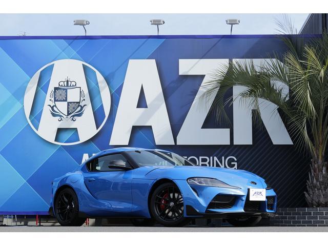 トヨタ RZ GR RZホライズンブルーエディション 100台限定車両 JBLサウンド RZホライズンブルーエディション(特別仕様車) 純正19インチ鍛造ホイール アルカンターラ+本革シート
