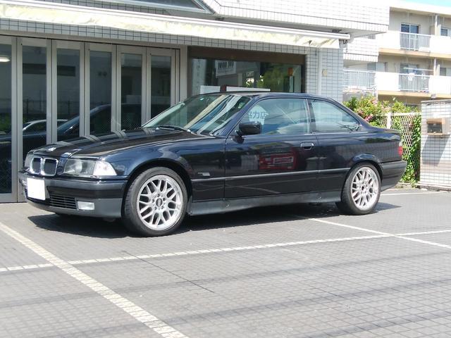 BMW 318is 5速MT 左ハンドル