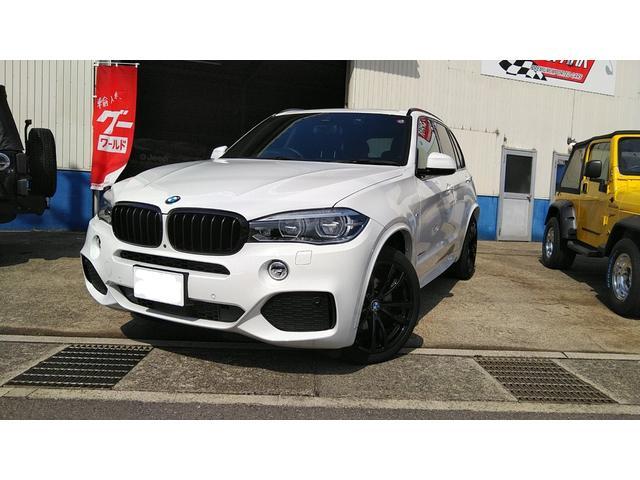 BMW リミテッドホワイト Mスポーツ xDrive