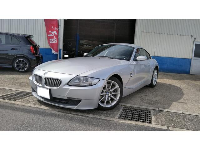 BMW クーペ3.0si ブラックレザーシート HDDナビ&Bカメラ