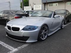 BMW Z4ロードスター2.5iKW車高調 鍛造19AW