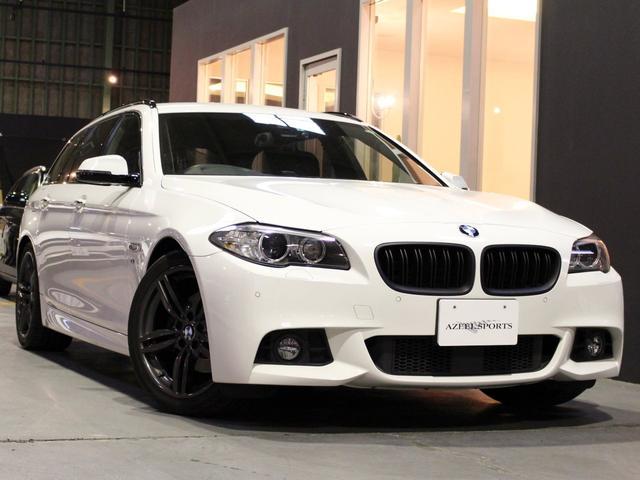 5シリーズ(BMW) 523dツーリング Mスポーツ 中古車画像
