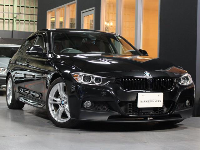 BMW 320dMスポーツ ACC 赤革 地デジ メーカー保証 禁煙