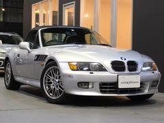 BMW Z3ロードスター3.0i 買取 最終モデル 黒革17AW 電動オープン 禁煙