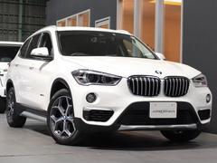 BMW X1xDrive18d xライン ハイライン 黒革 地デジ 保証