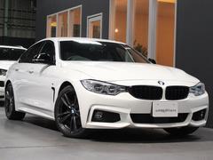 BMW420iグランクーペ Mスポ LEDヘッド ACC 19AW