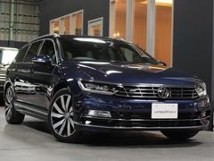 VW パサートヴァリアントTSI Rライン LEDヘッド専用レザー18AW 禁煙 保証