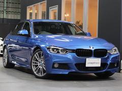BMW320dMスポーツ LEDヘッド ACC 黒革 地デジ 保証