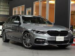 BMW523iツーリング Mスポーツ ハイラインPKG 黒革 保証