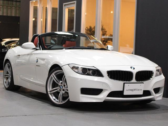 BMW sDrive23i Mスポーツ 赤革19AW 車庫保管 禁煙