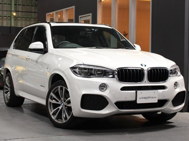 BMW xDrive35d Mスポーツ 7人乗り バング&オルフセン