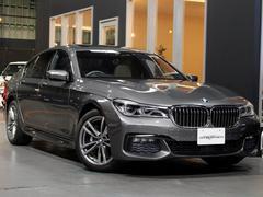 BMW740iMスポーツ 法人1オナ リアエンターテイメント 禁煙