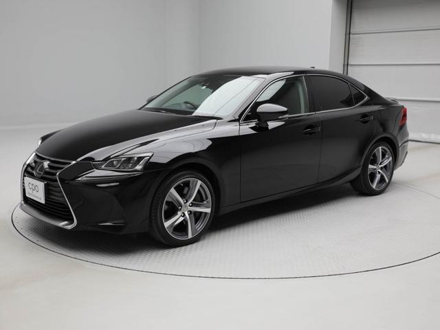 IS(レクサス)IS350 中古車画像