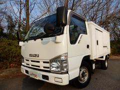 エルフトラック冷蔵・冷凍車 −5度〜30度