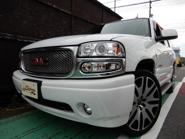 GMC デナリ 新車並行 実走行 4WD