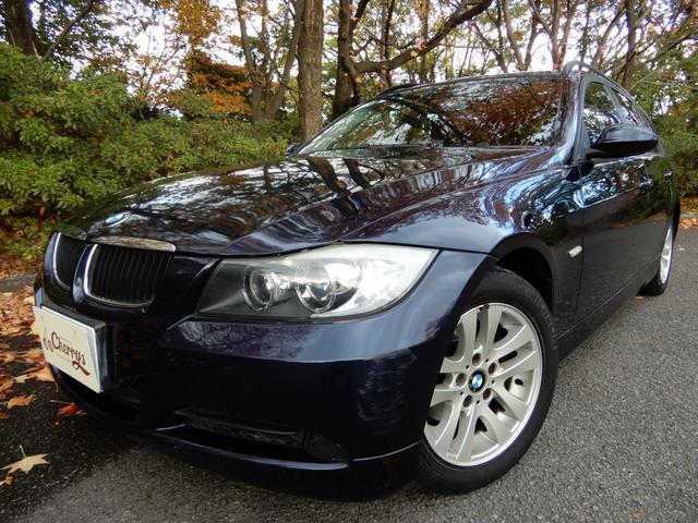 BMW 320iツーリング 社外ナビ ETC キーレス