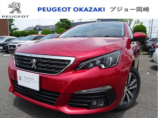 308(プジョー)テックパックエディション ブルーHDi 中古車画像