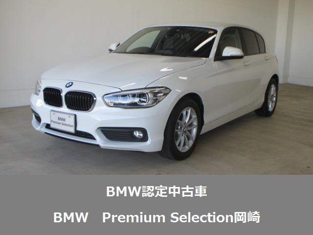 BMW 118i 1600cc 4気筒 パーキングサポート