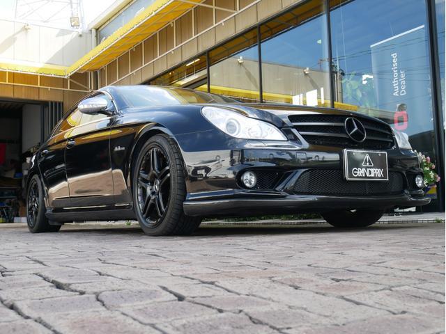 メルセデス・ベンツ CLS550 AMG CLS63スタイリング
