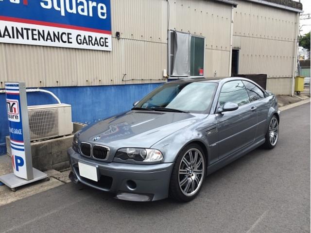 BMW M3ーCSL 世界限定1400台 無事故車