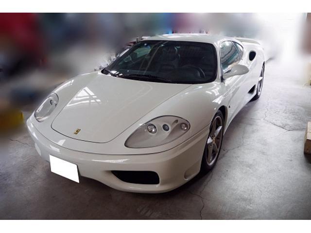 360(フェラーリ) モデナ 中古車画像