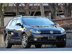 VW ゴルフヴァリアントTSI コンフォートライン ナビ TV HID