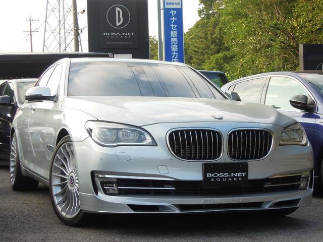 BMWアルピナ ビターボ リムジン