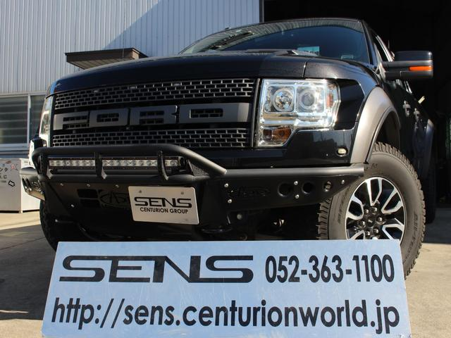 フォード SVT ラプター スーパークルー 新並 地デジ付SDナビ