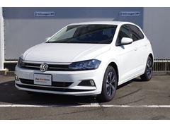 VW ポロTSIコンフォートライン 19モデル 純ナビBカメラ 認定車