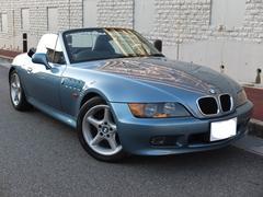 BMW Z3ロードスターベースグレード 純正幌新品 左右BMWエンブレム新品交換済み