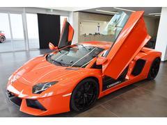 ランボルギーニ アヴェンタドールLP700−4 4WD 当店ユーザー様買取車・1オーナー