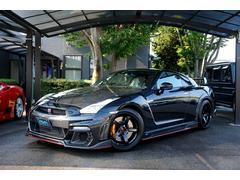 GT−Rブラックエディション ROWENエアロ HKS車高調