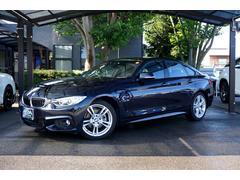 BMW420iグランクーペ Mスポーツ ワンオ−ナ− 新車保証
