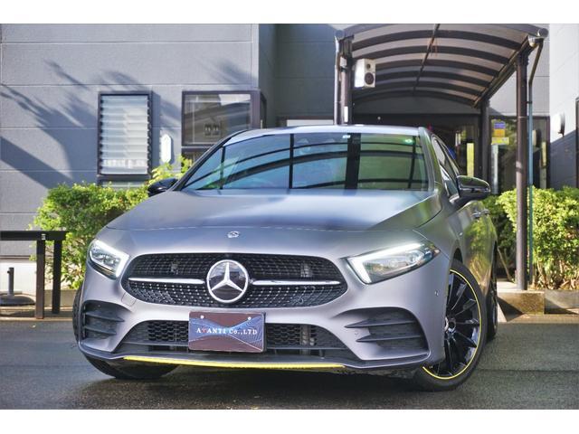 メルセデス・ベンツ Aクラス A180 エディション1 100台限定色 レーダーセーフティPKG ヘッドアップディスプレイ MBUX